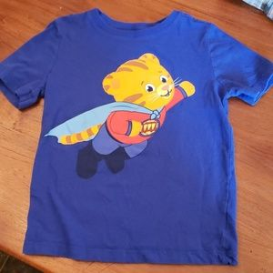 Old Navy Daniel Tiger Shirt size 5t
